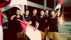 Indonesian Warrior (Pejuang Indonesia) (Edjp Rsd) Tags: indonesia warrior batik benderamerahputih gsggirilokaupnveteranjatim