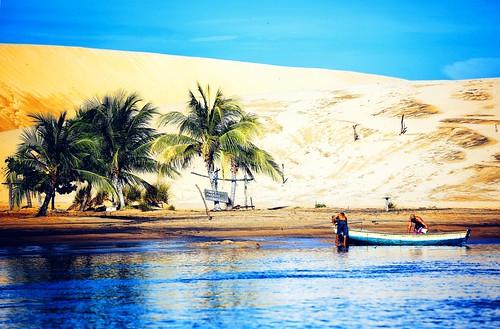 Comunidade de Vassouras . Barreirinhas, Maranhão