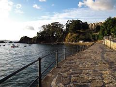Santa Cruz de Lians (Rafa Gallegos) Tags: españa santacruz mar spain oleiros acoruña