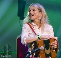 Sharon Shannon (kfjmiller) Tags: musicians scotland concert glasgow july accordion bbc sharonshannon edits pacificquay 2014 nikon300mmf4 glasgow2014 nikond7000 bbcatthequay
