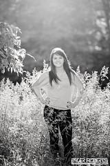 Jamie's Senior Photos (Tyler Roberts PhotoG) Tags: trees portrait lake senior portraits sand nikon gate nebraska farm country 85mm omaha hay seniors d600 85mm18 nikond600