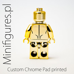 Amazo Back (NobleBrick.com) Tags: gold lego pad machine superman chrome batman jlu unlimited printed league jla custome minifigurespl justuice