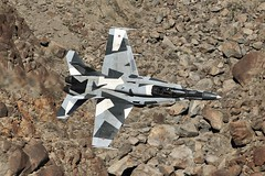 THE CANYON (Dafydd RJ Phillips) Tags: vfc 12 oceana nas navy naval base air valley death canyon rainbow star wars jedi transition f18 hornet