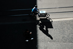 Chiaroscuro (Ivan Rigamonti) Tags: streetphotography zurich chiaroscuro men