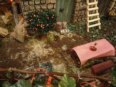 Yard (Dams Dolls) Tags: pesebre pessebre belén belenismo betlehem christmas navidad