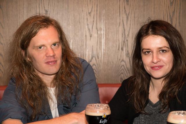 Russell Joslin & Sarah McCaig