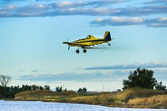 Rice Seeding-109 (ToddFitchette) Tags: rice agriculture farming airplanes water