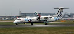 Flybe J78A0301 (M0JRA) Tags: manchester airport planes jets flying aircraft runways sky clouds otts flybe props