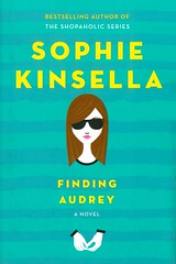 Finding Audrey (Vernon Barford School Library) Tags: sophiekinsella sophie kinsella audrey youngadult youngadultfiction ya anxietydisorder anxiety anxieties bully bullies bullying emtions feelings friends friendship girls teens teenagers teen adolescence romance socialphobia dysfunctionalfamilies yrca youngreaderschoiceawards yrcanominee yrcanominees award awards senior seniordivision vernon barford library libraries new recent book books read reading reads junior high middle school vernonbarford fiction fictional novel novels hardcover hard cover hardcovers covers bookcover bookcovers 9780553536515 phobia phobias disorder disorders mental health mentalhealth realisticfiction realistic