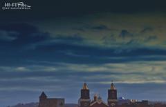 St. Stanislaus Kostka (Hi-Fi Fotos) Tags: ststanislaus kostka catholic church pittsburgh pennsylvania 1875 strip steeple sky historic old building tower nikon d5000 hififotos hallewell