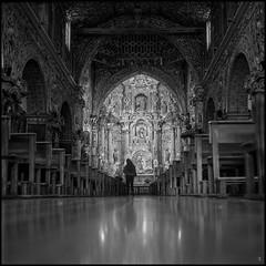 Iglesia de San Francisco (argentography) Tags: ecuador iglesia church yashica124 film gilded quito