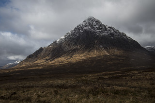 Had to get this shot sometime - Stob Dearg April 2017