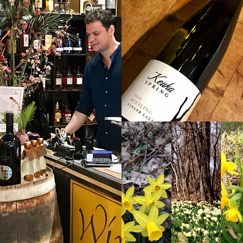 Daffodil Party & NY Wine Tasting - April 20th, 2017