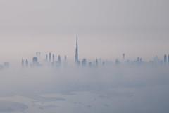 Burj Khalifa (Tariq Peng) Tags: fujifilm fuji xt1 xf50140mm f28 富士 風景 建築 大自然 戶外 天空 sky fly 杜拜塔 burj khalifa pm25 dubai