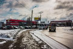 Вокзал Архангельска