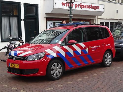 """2012 Volkswagen Touran """"Btandweer"""""""