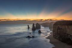 Admiration (Maruša Žerjal) Tags: australia 12apostles nature cliff sightseeing shore