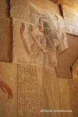 Meryt, wife of Maya (konde) Tags: 18thdynasty newkingdom saqqara mayaandmeryt mayaandmerit ancient tomb relief art treasure hieroglyphs