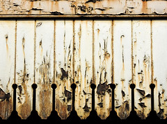 Peeling away (uk_dreamer) Tags: peeling paint rot decay abstract artistic detail texture textures aged age rotting