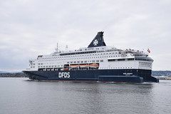 DFDS Pearl Seaways (Pegpilot) Tags: dfds pearl seaways ferry oslo