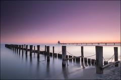 Zingst (inetgrafix ) Tags: zingst balticsea ostsee meer sonnenaufgang sun