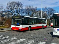Irisbus Citybus 12 (Agora S) - PID 3368 (Pi Eye) Tags: bus autobus prague praha pid dpp renault rvi irisbus agora karosa citybus agoras citybus12
