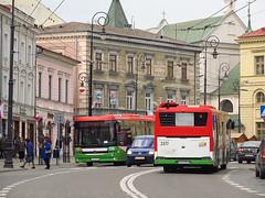 Autosan Sancity M12LF, #2377, MPK Lublin (transport131) Tags: bus autobus ztm lublin autosan sancity m12lf mpk