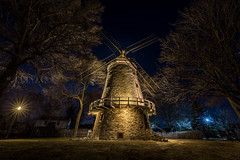 Fleming Mill (-> LorenzMao <- Catching up) Tags: httpwwwlorenzmaophotographycom flemingmill mill windmill nikon nikond750 nightphotography nightlights d750 tamron1530mm tamron1530mmf28vc tamronlens tamron quebeccanada quebec montreal montréal lasalle canada