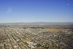 Suburbs of Los Angeles (A. Wee) Tags: losangeles california usa 加州 america 美国 洛杉矶 lax 机场 airport suburb