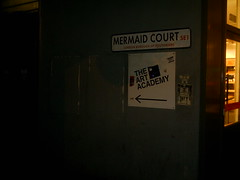 The Art Academy (koothenholly) Tags: london londonstreetart boroughhighstreet mermaidcourt endlesstheartist endless endlessartist brandwars