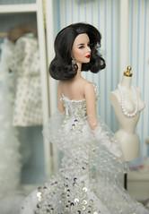 barbie silkstone elizabeth taylor OOAK by Rimdoll - Fullset (Rimdoll) Tags: barbie silkstone elizabeth taylor ooak by rimdoll