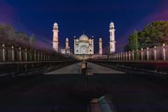 The Taj Mahal's cousin (Santanu Sen) Tags: monument history bibikamaqbara aurangabad maharashtra india night architecture moghularchitecture