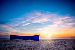 ¿Atardecemos? (trellitaitaita) Tags: elpalmar cadiz landscape sunset beach nikonworld nikon nikond7200 boat