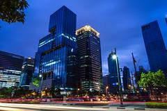 DSC05666 (Hendraxu) Tags: cityscape skyscraper tower architecture building bgc thefort bonifacio global city manila philippines longexposure batis