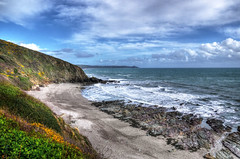 Whitsand Bay from Portwrinkle, Cornwall (Baz Richardson (trying to catch up again!)) Tags: cornwall whitsandbay coast cliffs beaches rockshelves portwrinkle ramehead
