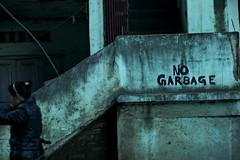 Not here (abrinsky) Tags: india nagaland kohima building