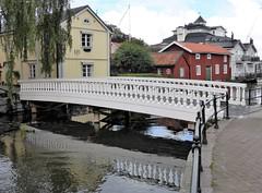 Norrtälje bridge (bokage) Tags: sweden norrtälje bokage architecture bridge