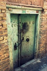 Yazd (zcesty) Tags: írán iran6 dveře yazd dosvěta ir