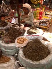 Tea Merchant in Kengtung, Myanmar, 2016 (deemixx) Tags: myanmar burma market tea merchant