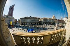 TORINO (Loris G.) Tags: cityscape fisheye torino piazzacastello