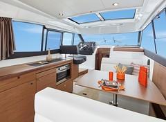 jeanneau nc 9 interior (Soundings Magazine) Tags: boats pocketcruisers cruisers yachts
