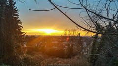 Heidelberg February Sunset  - 2017 III (boettcher.photography) Tags: sunset sonnenuntergang sonne sun abend evening sky himmel februar february 2017 heidelberg badenwürttemberg deutschland germany sashahasha boettcherphotography