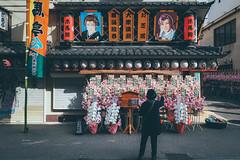 Asakusa Temple 淺草寺|東京都 Tokyo city (里卡豆) Tags: olympus penf 日本 關東 東京 tokyo 淺草觀音寺 寺廟 廟宇 tmple 淺草 asakusa temple panasonic leica dg 12mm f14