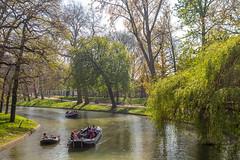 Spring has arrived! (Bart Weerdenburg) Tags: spring lente utrecht gemeenteutrecht varen boat green city urban canals summer