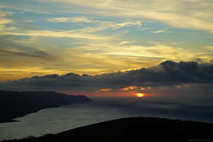 Bossington Hill Sunset (EmPhoto.) Tags: exmoor bossingtonhill uk landscapepassion seascape sonya7r emmiejgee sunset evening cloudy canon24105mm hike