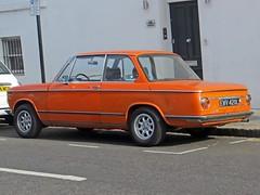 1973 BMW 2002tii (Malc Edwards) Tags: london malc bmw 2002tii 1973 car vehicle