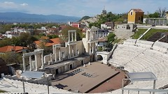 Plovdiv - Bulgaria (Been Around) Tags: plowdiw plovdiv theater bul bg oldtownplovdiv amphitheater theatervonphilippopolis philippopolis plovdivromantheatre пловдивскиантичентеатър ancienttheatre romanempire antik antique antike