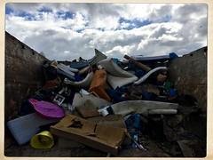 rubbish dump (Sigur Olafson) Tags: garbage urban waste verschwendung müll müllhalde mensch stadtleben