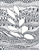 alabama (sneezerville) Tags: white black art design stencil drawing sharpie doodles markers doodled