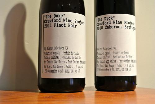 crawford wine